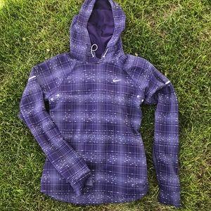 NWOT dri-fit nike hoodie